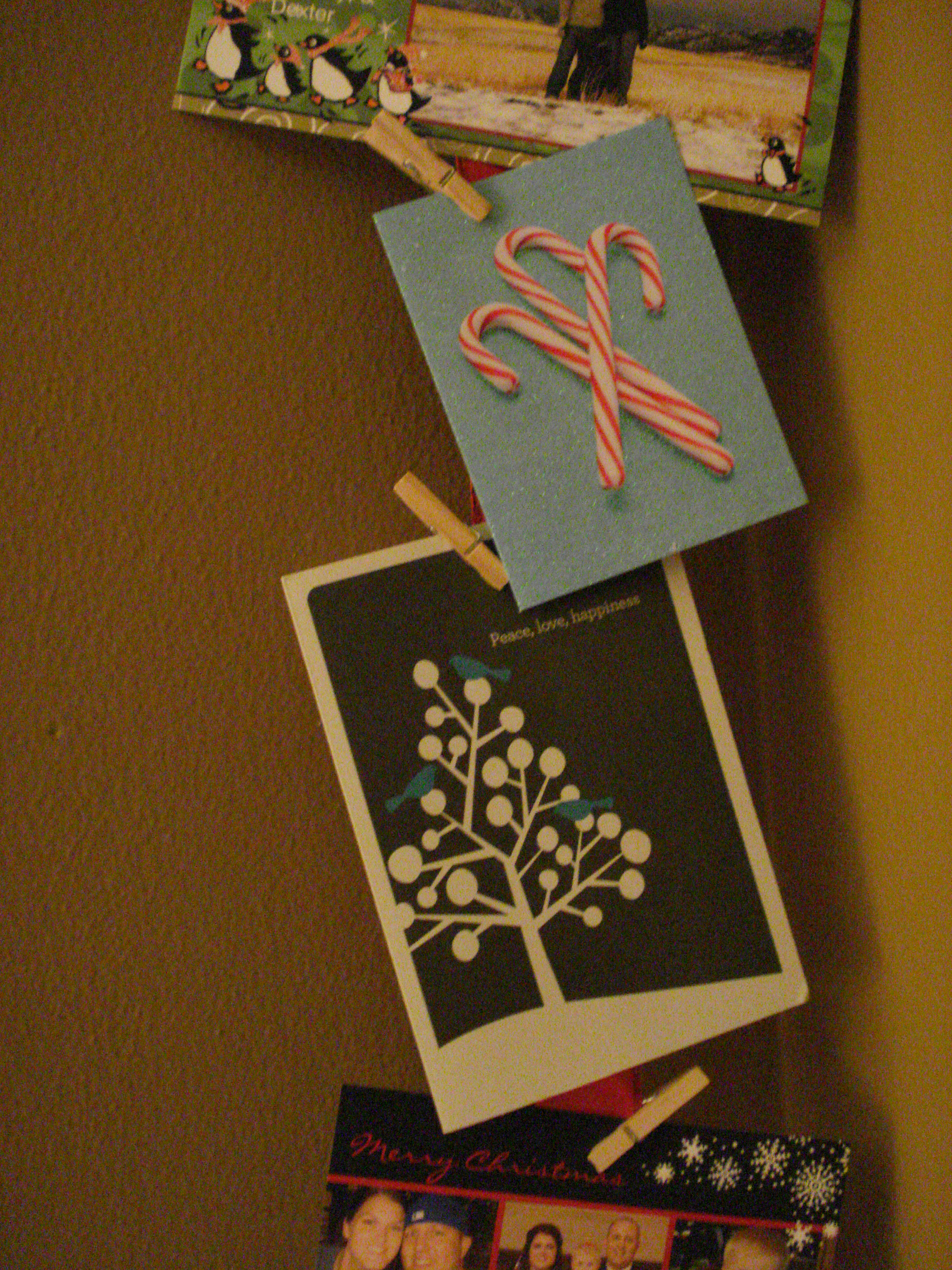 Diy Cards On A Ribbon